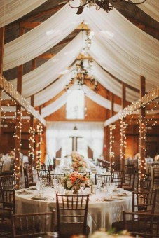 Create Beautiful Outdoor Wedding Decoration You Will Love 02