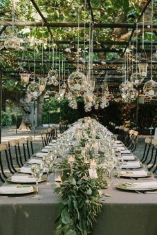 Create Beautiful Outdoor Wedding Decoration You Will Love 05