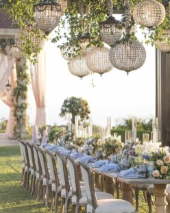 Create Beautiful Outdoor Wedding Decoration You Will Love 11