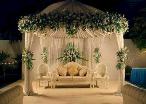 Create Beautiful Outdoor Wedding Decoration You Will Love 16