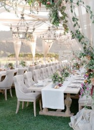 Create Beautiful Outdoor Wedding Decoration You Will Love 20