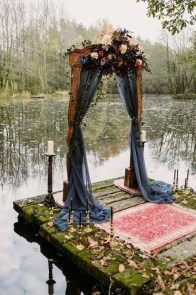 Create Beautiful Outdoor Wedding Decoration You Will Love 27
