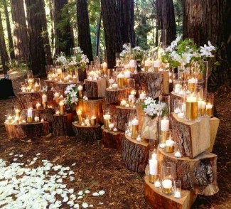 Create Beautiful Outdoor Wedding Decoration You Will Love 29