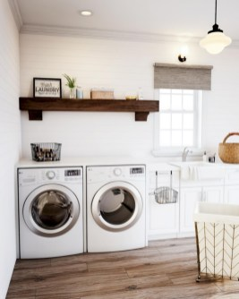 Creative And Inspiring Laundry Room Decor Idea 19