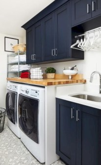 Creative And Inspiring Laundry Room Decor Idea 22