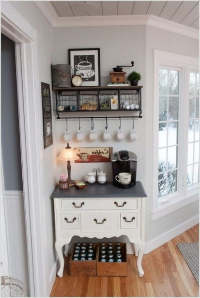 Elegant Small Kitchen Decor Just For You 10