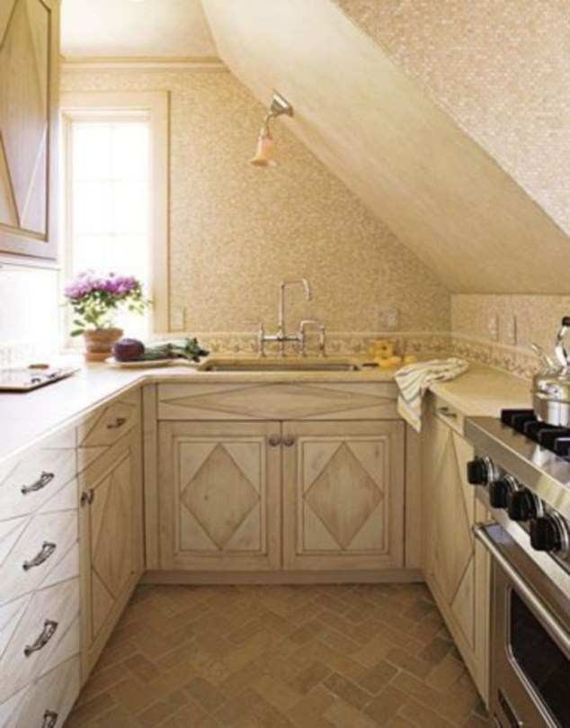 Elegant Small Kitchen Decor Just For You 19