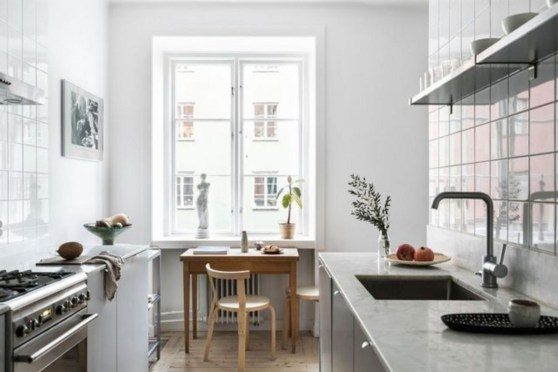 Elegant Small Kitchen Decor Just For You 21