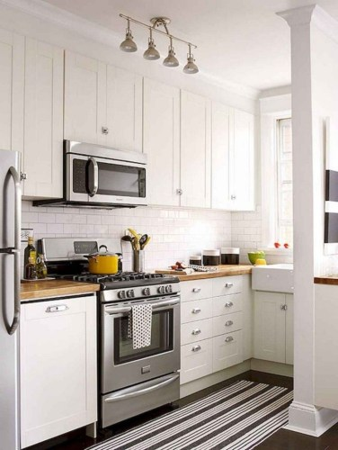 Elegant Small Kitchen Decor Just For You 32