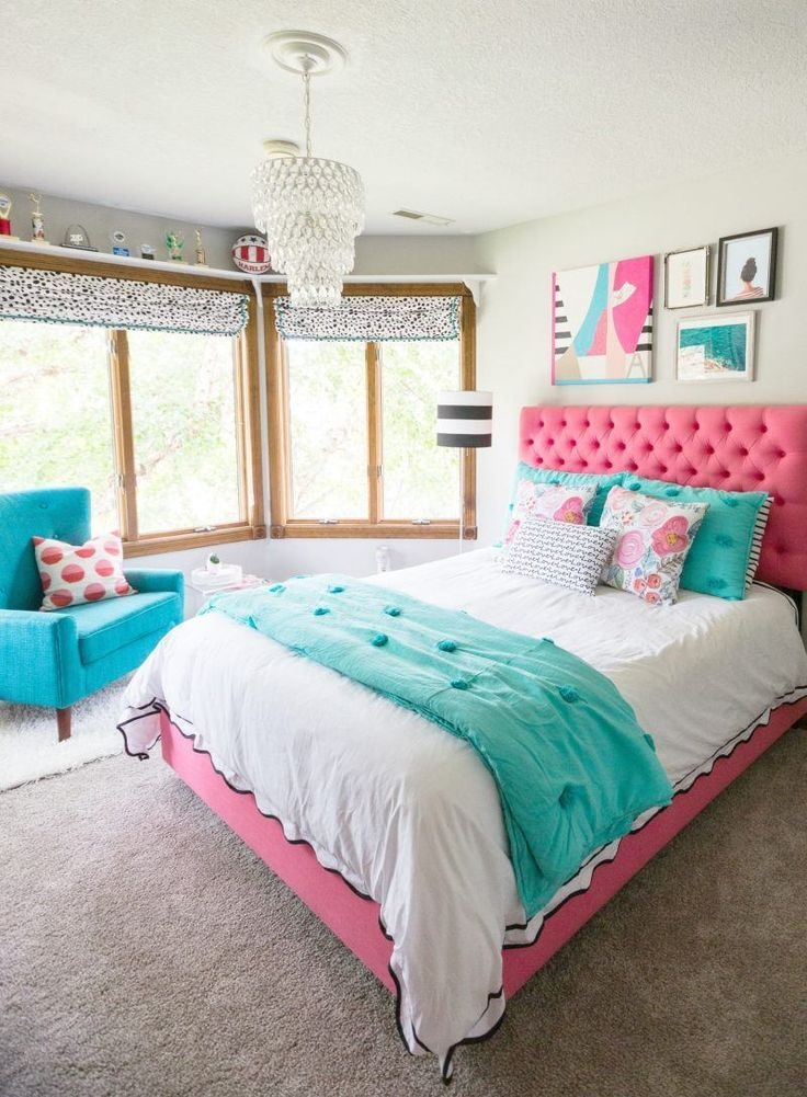 Impressive Bedroom Decoration Idea For Teen Style 09