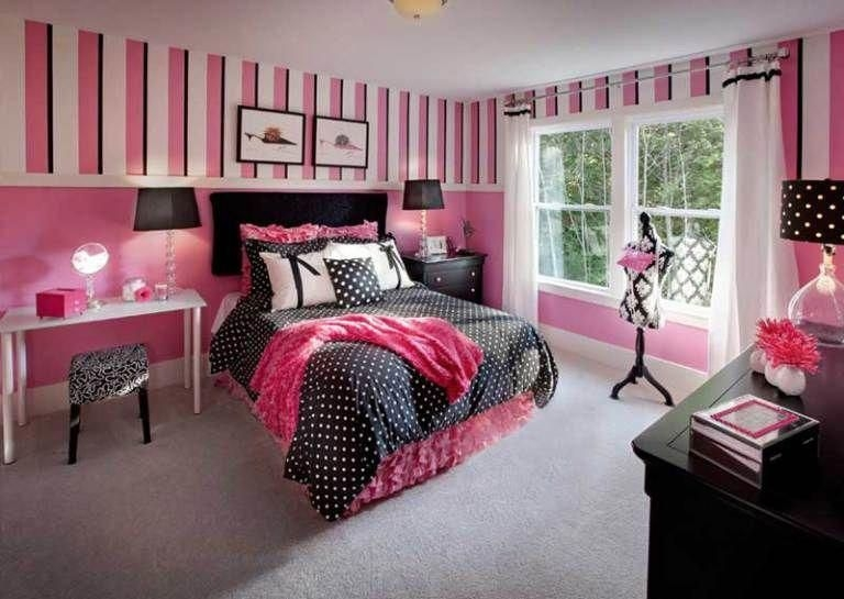 Impressive Bedroom Decoration Idea For Teen Style 16