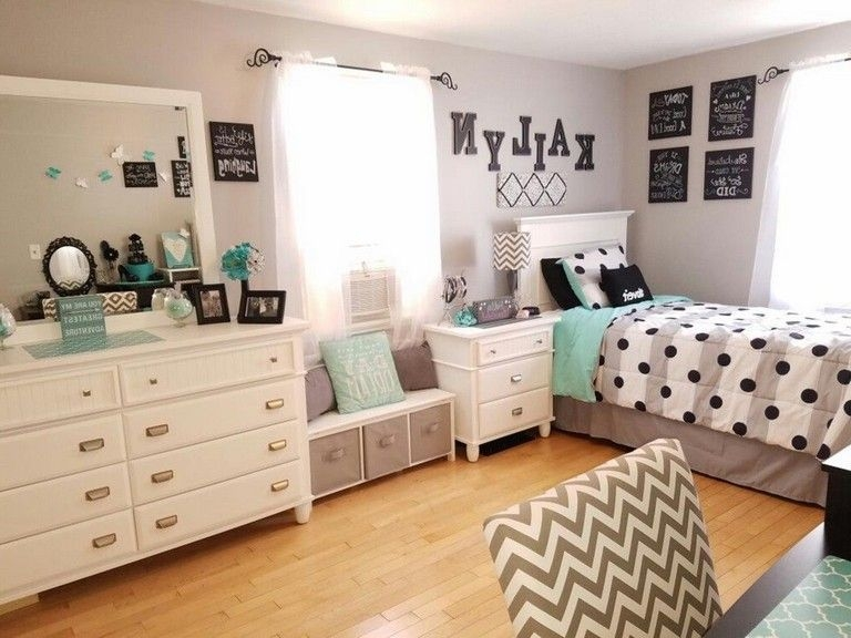 Impressive Bedroom Decoration Idea For Teen Style 17