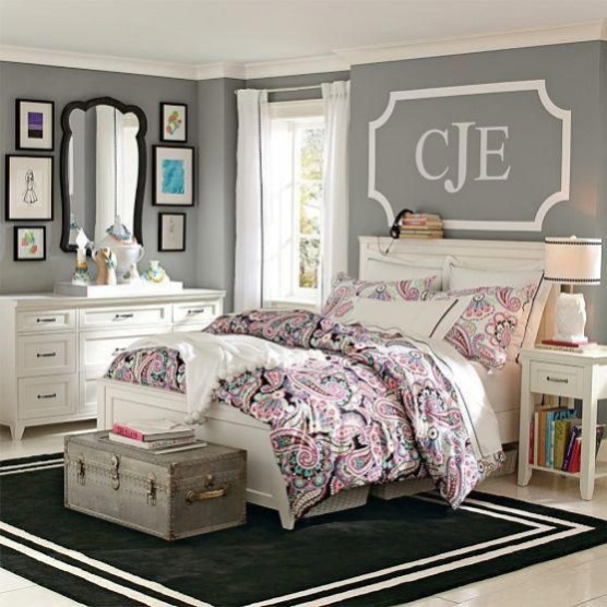 Impressive Bedroom Decoration Idea For Teen Style 18