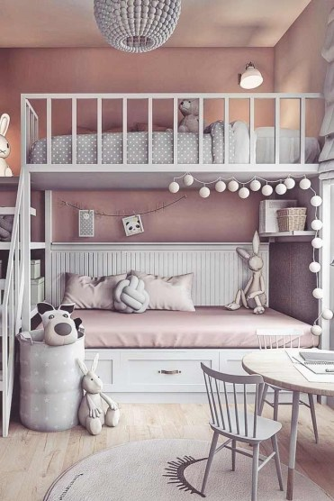 Impressive Bedroom Decoration Idea For Teen Style 21