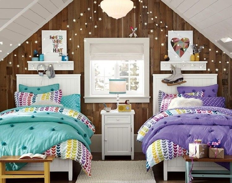 Impressive Bedroom Decoration Idea For Teen Style 23