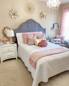 Impressive Bedroom Decoration Idea For Teen Style 25
