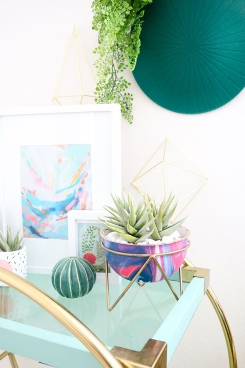 Incredible DIY Spring Craft To Be Inspire Everyone 01