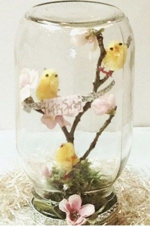 Incredible DIY Spring Craft To Be Inspire Everyone 03