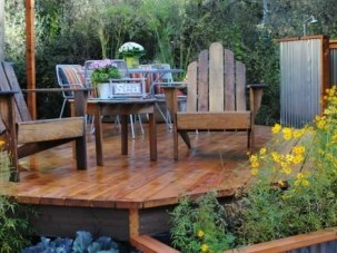 Incredible Small Backyard Ideas For Relax Space 06