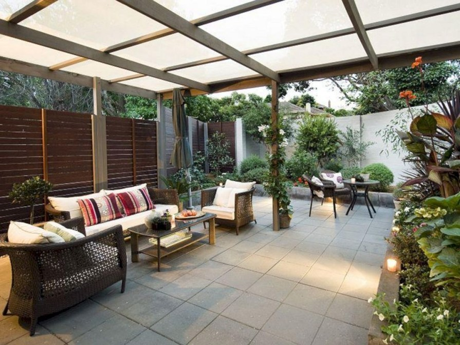 Incredible Small Backyard Ideas For Relax Space 19