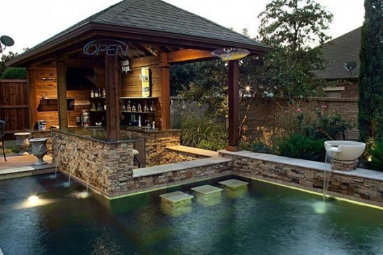 Incredible Small Backyard Ideas For Relax Space 38
