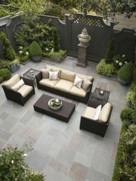Incredible Small Backyard Ideas For Relax Space 40