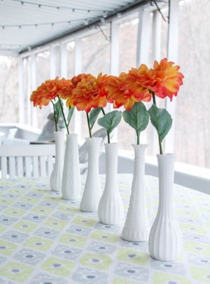 Simple Centerpieces Decoration For Inspiration Your Wedding 13