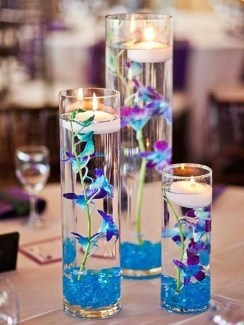 Simple Centerpieces Decoration For Inspiration Your Wedding 27
