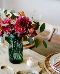 Simple Centerpieces Decoration For Inspiration Your Wedding 28