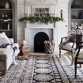 Spring Mantel Decorating Ideas For Fireplace In Living Room 01