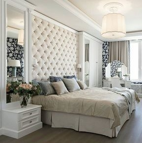 Stylish And Elegant Master Bedroom Idea For Your Family 08