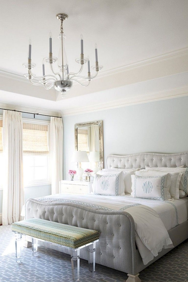 Stylish And Elegant Master Bedroom Idea For Your Family 21