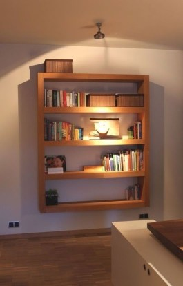 Amazing DIY Bookshelves You Can Do 06