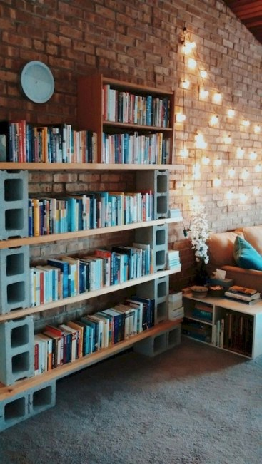 Amazing DIY Bookshelves You Can Do 10