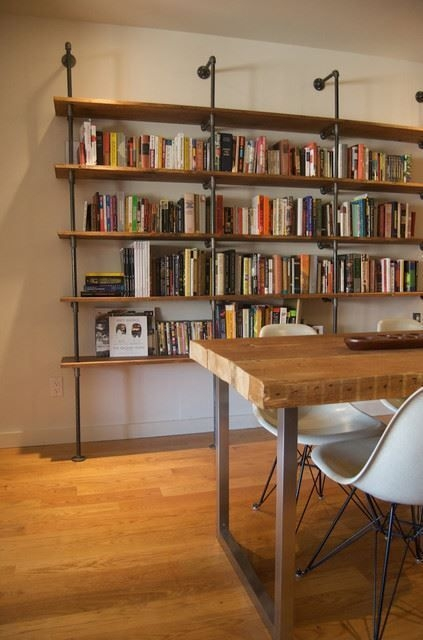 Amazing DIY Bookshelves You Can Do 13