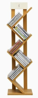 Amazing DIY Bookshelves You Can Do 22