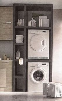 Amazing Small Laundry Room Design You Can Do 03