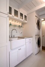 Amazing Small Laundry Room Design You Can Do 08