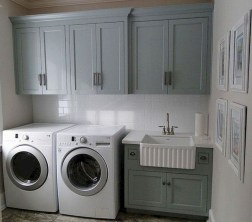 Amazing Small Laundry Room Design You Can Do 10