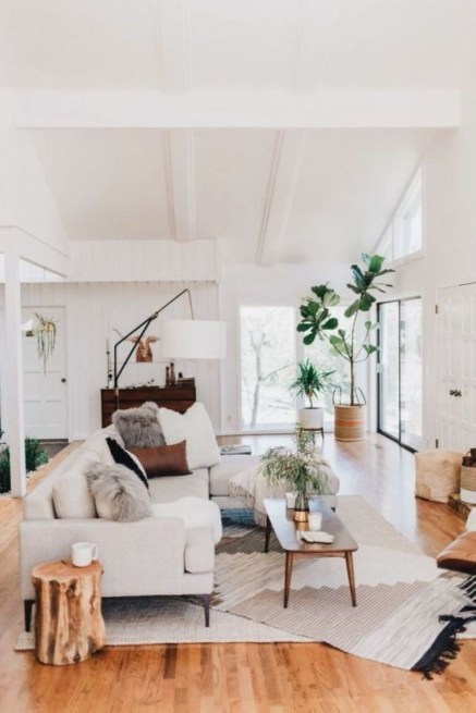 Beautiful Cozy Living Room Design Idea Try For You 10