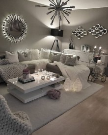 Beautiful Cozy Living Room Design Idea Try For You 27