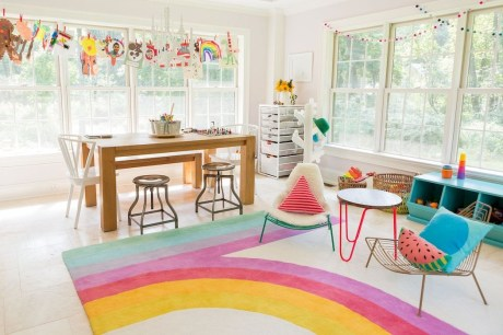 Children's Playroom Decor Enjoyable And Memorable 05