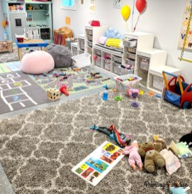 Children's Playroom Decor Enjoyable And Memorable 19