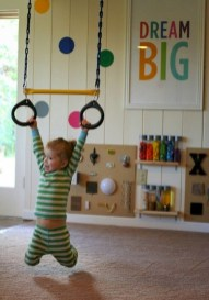 Children's Playroom Decor Enjoyable And Memorable 23