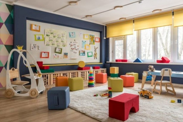 Children's Playroom Decor Enjoyable And Memorable 24