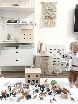 Children's Playroom Decor Enjoyable And Memorable 32