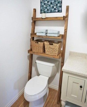 DIY Floating Shelves Bathroom Decor You Must Have 38