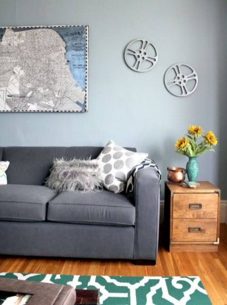 DIY Project The Most Impressive Living Room Décor 03