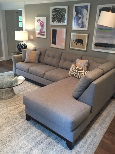 Elegant Living Room Decor You Can Try 05