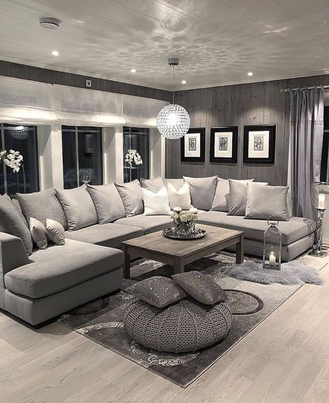 Elegant Living Room Decor You Can Try 06